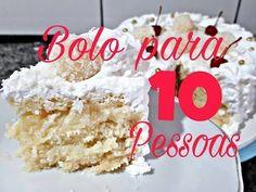 INGREDIENTES: massa: ( xícara padrão 240ml) 3 ovos 1 xicara de açúcar (150g) 125 ml agua quente 1 xicara e 2 colheres sopa de farinha de trigo (150g) meia colher sopa de fermento em pó cocada cremosa : 1 lata de leite condensado meio vidro de leite de coco 1 pacote pequeno de coco ralado [...]