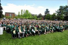 @University of Oregon Psychology Spring 2014 Commencement