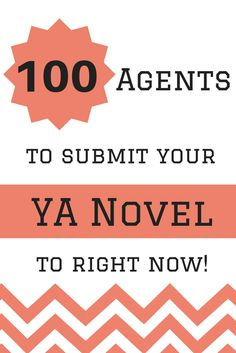 Writing agents looking for writers