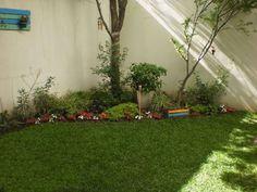 moderne Tuin door Dhena CONSTRUCCION DE JARDINES