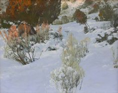 Three Dimensional: Paintings by Skip Whitcomb, Matt Smith and Len Chmiel. September 2015 at Simpson Gallagher Gallery, Fine Western Art, Cody Wyoming, Art Gallery near Yellowstone Painting Snow, Winter Painting, Painting & Drawing, Abstract Landscape, Landscape Paintings, Landscapes, Art Supply Box, Art Lens, Fantasy Paintings