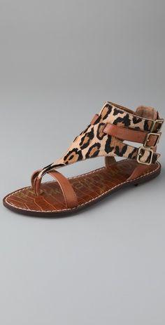 grenna gladiator sandals, Sam Edelman
