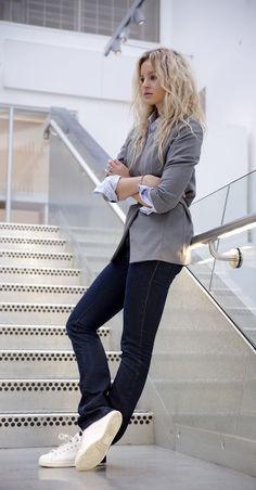 anouk yve | Flared jeans major comeback