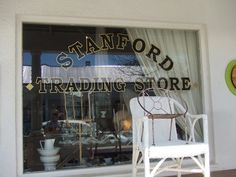 Trading store in #Stanford