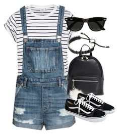 Sin título #13112 by vany-alvarado on Polyvore featuring J.Crew, BP., Links of London and Ray-Ban