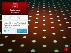 50 Twitter Tips (11). Cała prezentacja: http://www.slideshare.net/Socjomania/50-porad-jak-dziaac-na-twitterze  #Twitter #TwitterTips #SocialMedia #SocialMediaTips