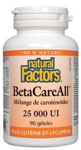 BetaCareAll - Natural Factors