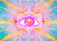 El tercer ojo va más allá de la visión y no pertenece al cuerpo físico.