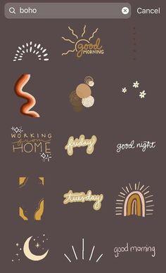 Instagram Words, Images Instagram, Instagram Emoji, Iphone Instagram, Creative Instagram Photo Ideas, Instagram And Snapchat, Insta Instagram, Instagram Story Template, Instagram Story Ideas