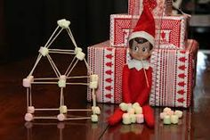elf on the shelf ideas - Google Search #Christmas #thanksgiving #Holiday #quote