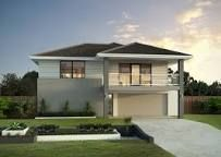 Image result for split level with balcony