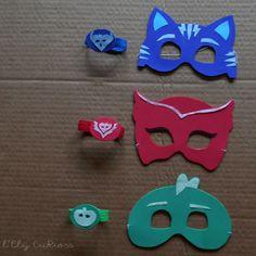 Pj Masks Pinata, Pj Masks Costume, Festa Pj Masks, Pj Masks Balloons, Halloween Birthday, 4th Birthday Parties, Birthday Party Decorations, Boy Birthday, Drawing For Kids