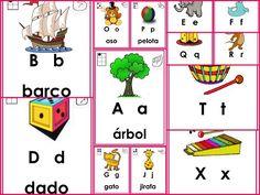 Aprender el abecedario y vocabulario El niño desde nacimiento está en constante desarrollo en todas sus capacidades cognitivas y de aprendizaje. Desde que