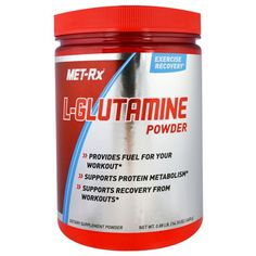 MET-Rx, L-Glutamine Powder, 14.10 oz (400 g)