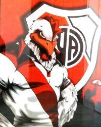 El mas Grande Escudo River Plate, Football Mexicano, Carp, Ronald Mcdonald, Soccer, Messi, Ideas, Soccer Pictures, Frases