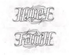 Hope/Faith