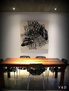 Dinning room - #modern #table #table