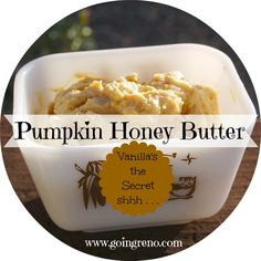 Vanilla mellows this spicy pumpkin butter into scrumptious perfection.