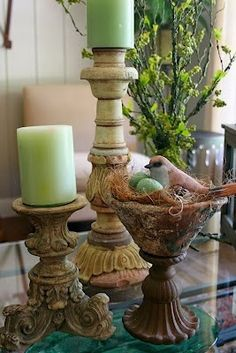 It's so easy DIY Blog: My inspiration - Spring Decorations