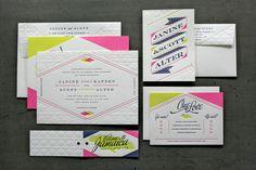 Janine & Scott Wedding Studio on Fire  Client: Janine & Scott  Design: Scott Peiffer
