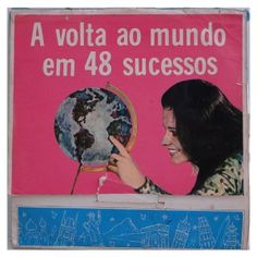 #A #volta ao #mundo em 48 sucessos - #vinil #vinilrecords #trilhasonora #music