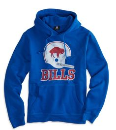 Buffalo Bills NFL Hooded Pop Over