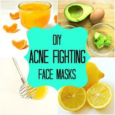 DIY Natural Homemade Face Masks for Acne Cure