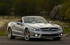 2010 Mercedes-Benz SL550