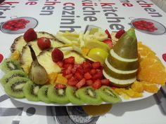 Plata de fruites