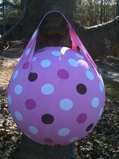 Your doula bag- Birth Ball Cover