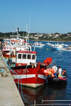 Locquemeau port - Bretagne - Côtes d'Armor