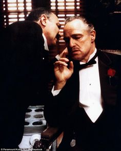 Missing: Investigations have begun to trace precious The Godfather memorabilia, which disappeared from a delivery truck