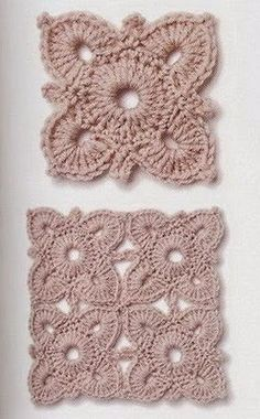 Transcendent Crochet a Solid Granny Square Ideas. Inconceivable Crochet a Solid Granny Square Ideas. Crochet Motifs, Granny Square Crochet Pattern, Crochet Diagram, Crochet Stitches Patterns, Crochet Chart, Crochet Squares, Crochet Doilies, Crochet Flowers, Knitting Patterns