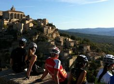 Provence Bike Tours, Biking Trips, & Bicycle Vacations #trektravel