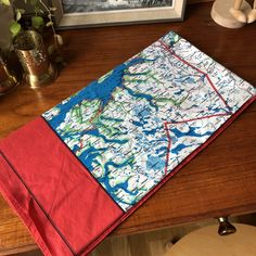 Excited to share this item from my shop: Vintage Fjällräven scarf 1990 made in Finland Scandinavian Map print Picnic Blanket, Outdoor Blanket, Hand Wrap, Coffee Set, Hygge, Finland, Scandinavian, Vintage Ladies, Handmade Items