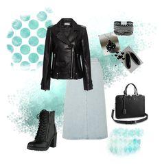 Fashion by keepsakedesignbycmm on Polyvore featuring Mode, IRO, Vanessa Seward, White House Black Market, jewelry, accessories and gifts