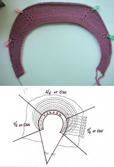 Best 12 Ravelry: ElfN's Conti-rag stripes – SkillOfKing. Knit Or Crochet, Cute Crochet, Crochet Motif, Crochet Baby, Knitting Stitches, Baby Knitting, Stitch Patterns, Knitting Patterns, Free Pattern