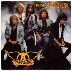 """""""Dude (Looks Like A Lady)"""" - Aerosmith"""