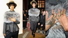 Now that Paris Fashion Week is behind us see our ten picks of the best dressed.