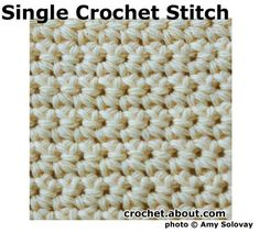 Are you in need of a beginner's guide to crochet? These free videos and tutorials will help you learn the basics of how to crochet.