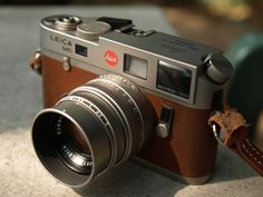 You'll always have me at Leica...