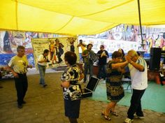 Calle Florida. Zona cultural donde se puede notar la representación artística mural , no se nos permitió tomarle fotos a cada mural; sin embargo, en los murales se representa la realidad social que existe en Tepito.
