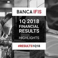 Consolidated Interim First Quarter 2018 Banca IFIS