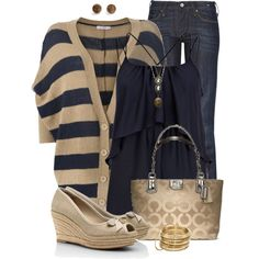 """""""Tory Burch Wedge"""" by daiscat on Polyvore"""