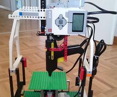 printer design printer projects printer diy Printing Plans Printing Plans Lego Printer Maybe something for Printer Chat? 3d Printer Models, Best 3d Printer, 3d Printing Diy, 3d Printing Service, 3d Printer Designs, 3d Printer Projects, Lego 3d, Lego Duplo, Diy 3d