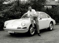 5 April Ferdinand Alexander 'Butzi' Porsche is dead. Son of Ferry, and grandson of Ferdinand Porsche, 'FA' designed both the 911 and 904 before founding Porsche Design.