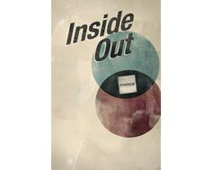 Inside Out (Merge - Small Group Studies for #YoungAdults) Merge is a set of #group studies for a new generation emerging into authentic #spirituality. It offers #spiritual formation through #relationship rather than convention or tradition.
