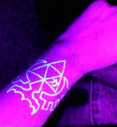 Chameleon Blacklight Reactive Ink Problems