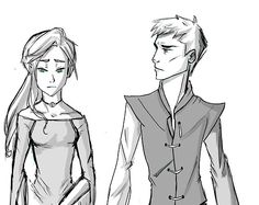 """Don't say a word."" Celaena looked away, I can't believe I'm in this stupid dress and he's seeing me like this I'm so embarrassed, she thought. Smiling Chaol softly said ""you look nice.""- Ws"
