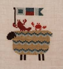 Image result for bent creek ewe cross stitch